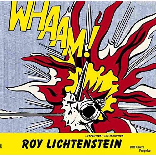Roy Lichtenstein | album de l'exposition | français/anglais