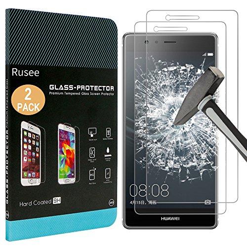 2-pack-huawei-p9-lite-screen-protector-rusee-huawei-p9-lite-tempered-glass-screen-protector-with-hig