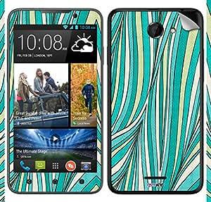 GsmKart HD516 Mobile Skin for HTC Desire 516 (Green, Desire 516-615)