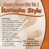 Country Gospel Cd