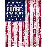 The Purge: Anarchy - Uncut Steelbook (Blu ray + Digital Copy) (inklusive deutschem Ton!!) streng limitiertes Exklusivprodukt 4.000 Copies, Zavvi Exclusive, Uncut Regionfree