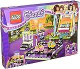 Die besten LEGO Friends Sets - LEGO Friends 41133 - Autoscooter im Freizeitpark Bewertungen