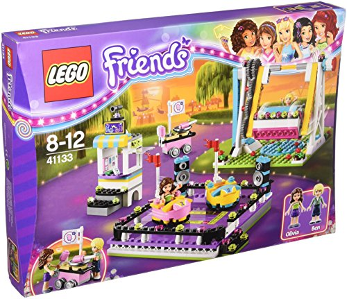LEGO Friends 41133 - Autoscooter im - Großer Lego Freizeitpark