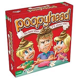 Poopy Head - Doggy Poo Novelty Fun Kids Board Game