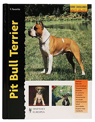 Pit Bull Terrier (Excellence) por F. Favorito