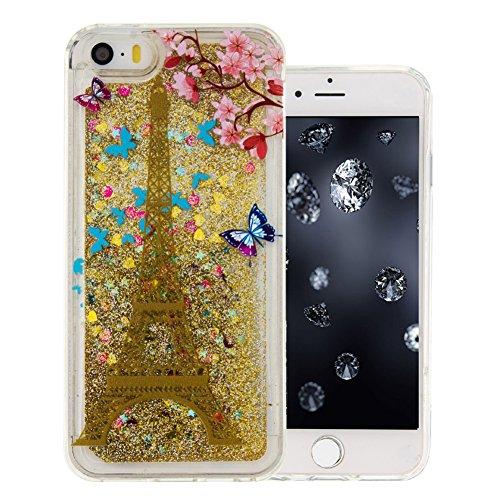 bling-coque-or-paillette-pour-apple-iphone-5c-aeequer-motif-paris-tour-eiffel-et-papillons-liquide-d