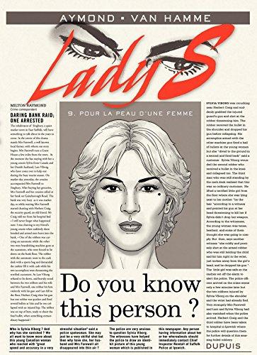 Lady S. - Tome 9 - Pour la peau d'une femme par Jean Van Hamme