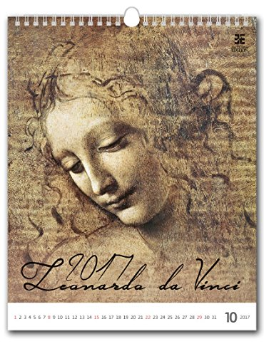 C253-17-Kalpa-Wall-Calendar-2017-Leonardo-Da-Vinci-Exclusive-Art-Wall-Calendars-2017-45-x-52-Cm
