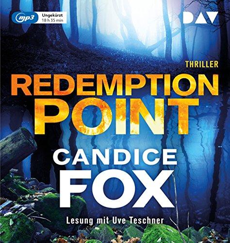 Redemption Point: Ungekürzte Lesung mit Uve Teschner (2 mp3-CDs) (Audio-fox)