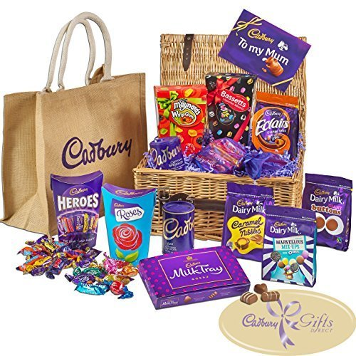 Cadbury Chocolate & Sweets Basket