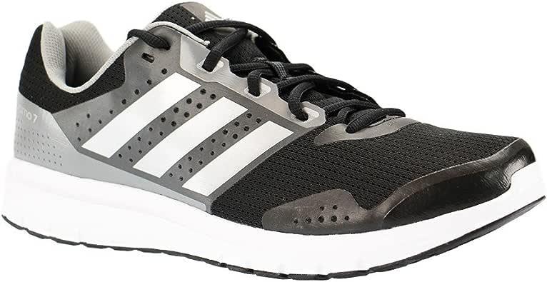 adidas Duramo 7 Running Shoes - 12 Black: Amazon.co.uk