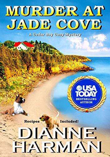 Murder at Jade Cove (Cedar Bay Cozy Mystery Series Book 2)