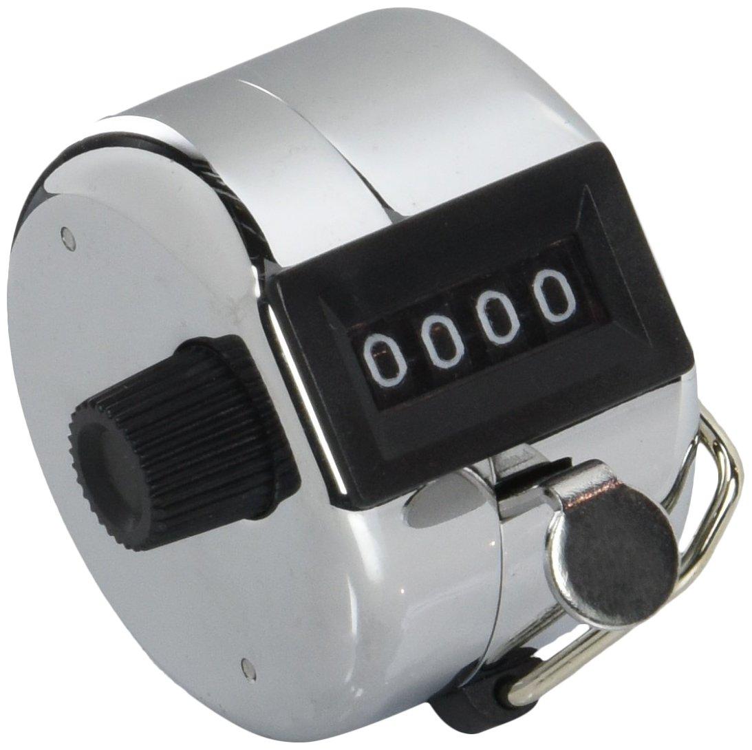 Rucanor Lap Counter Compteur manuel Argent