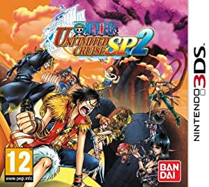 One Piece Unlimited Cruise SP2 (Nintendo 3DS) by Namco Bandai