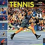 Tennis 2015 Wall Calendar: The Offici...