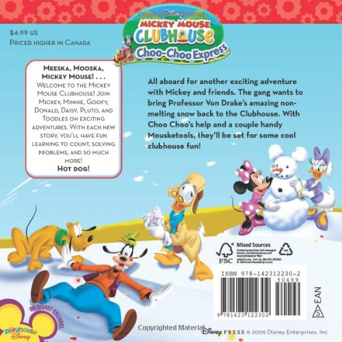 Image of Mickey Mouse Clubhouse Choo Choo Express