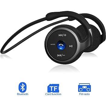 KAMTRON Cuffie Bluetooth Tecnologia Bluetooth 4.2 Audio Hi-Fi Stereo ... 3381faf3f729
