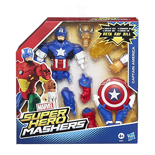 Hasbro A6833 Super Hero Mashers, Modelos Surtidos, 1...