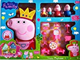 #3: Peppa kiss family play toy set for kids