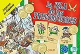 La isla de las prepositiones A1: Spielbrett mit Zubehör
