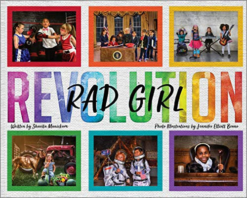 Descargar PDF RAD Girl Revolution: The children's book for little girls with BIG dreams!