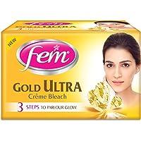 Fem Gold Ultra Cream Bleach, 30g