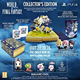 World Of Final Fantasy Collector's Edition [PS4]