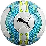 PUMA EVOPOWER Lite Football - White and Blue - Size 5