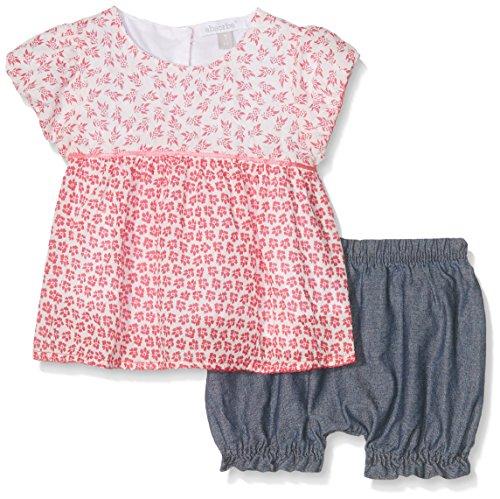 Absorba Baby-Mädchen Unterwäsche-Set Pink Attitude, (Fuchsia), 62