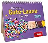 Der kleine Gute-Laune-Kalender 2019: MiniMonatskalender