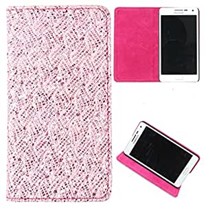 DooDa PU Leather Flip Case Cover For Micromax Bolt A26