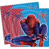The Amazing Spider-Man Napkins (Pack of 20)