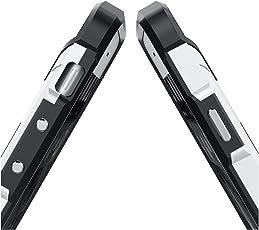 Cubix Shock Proof Case for Apple iPhone 6s Plus (Silver)