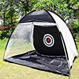 Best Práctica de Golf Nets - Dioche Carpa, Al Aire Libre Plegable Target Training Review