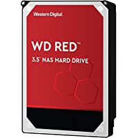 WD WD80EFAX Red 8TB 3.5 Zoll NAS Interne Festplattee - 5400 RPM Class, SATA 6 Gb/s, CMR, 256MB Cache