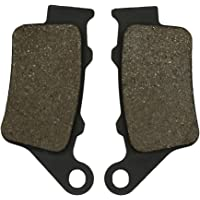 Motorcycle Parts Anteriore e Posteriore Pastiglie Kit for BMW R1200GS 2007 2008 R1200RT R1200ST K28 K26 EG-MTSC Avventura R1200S 2006-2008 Color : 1 Pair Front Pads