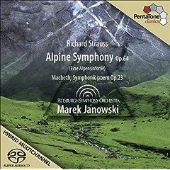 Eine Alpensinfonie, Op. 64, TrV 233: Stille vor der Sturm (Live)
