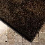 Floordirekt Shaggy-Teppich Prestige | Super-Hochflor | Extra flauschig (200 x 290 cm, Braun)