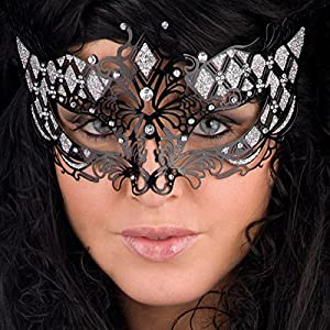 Carnival Toys - Máscara para Disfraz de Adulto Guerrero (727)