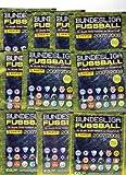 Panini Fussball Bundesliga (10er Tüten) 2007/2008 Sticker 10 Sticker-Tüten mit je 5 Sammel Bildern