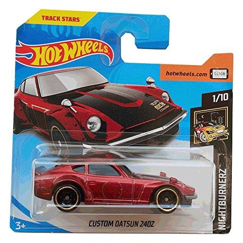 Hot Wheels Custom Datsun 240Z - NightBurnerz - 2018 140/365