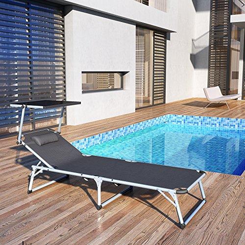 songmics-aluminium-sonnenliege-gartenliege-verstellbarer-klappbare-liegestuhl-mit-kopfkissen-und-sonnendach-belastbar-bis-250-kg-rauchgrau-193-x-67-x-32-cm-gcb19gy-2