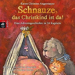 Schnauze, das Christkind ist da - Eine Adventsgeschichte in 24 Kapiteln: Die Schnauze-Reihe 2