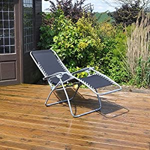 61by9Yuh94L. SS300  - Gravity Garden Reclining Sun Chair Lounger- FSGC