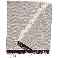 Martina Home Telo multiuso 230 x 260 cm Naturale e marrone - Arredamento - Confronta prezzi