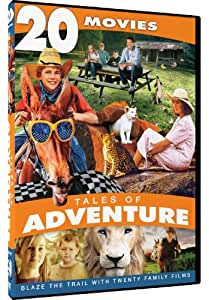 Tales of Adventure - 20 Movie Collection [DVD] [Region 1] [US Import] [NTSC]