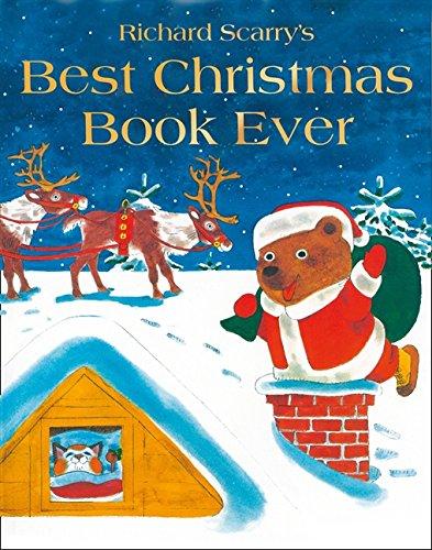Best Christmas Book Ever! par Richard Scarry