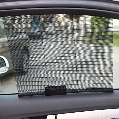 Aozbz 2pcs Universal Auto Autofenster Sonnenschutz Auto