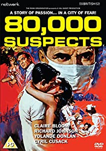 80,000 Suspects [DVD]