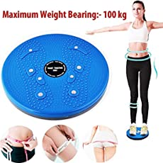Galaxy Hi-Tech Perfect 4 in 1 magnetic twister Exerciser Kit for Men & Women